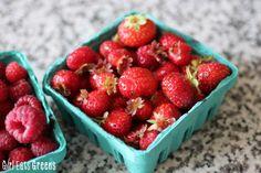 Very Berry Pancakes {Vegan & Gluten-free}
