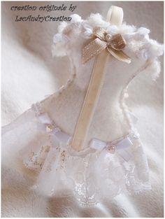 corset décoratif collection mariage lacaudry création