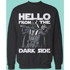 The perfect gift for Adele and Star Wars fans. I love this Darth... ❤ liked on Polyvore featuring home, home decor and star wars home decor