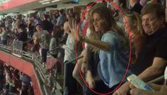 Reações de Gisele Bündchen à vitória do marido na NFL viralizam