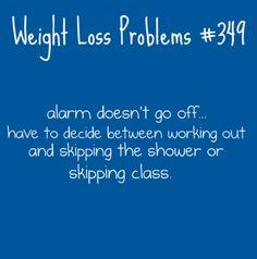 Hahahaha!!  Gym > Class