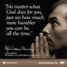 191 Best Quotes from Rev. William Branham images | Message ...