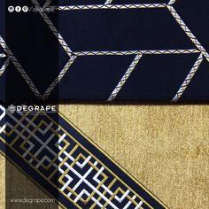 Doğru kontrast renkler yaşam alanlarınızda farklı enerjiler yaratır. Degrape kumaşları ile siz de haftaya kontrast renklerle başlamaya ne dersiniz? . 👉Leeds 👉Porto 👉Bordür: Quatre . #textile #degrape #kumaş #evdekorasyonu #perde #döşemelikkumaş #izmir #bordür #istanbul #curtain #upholstery #textile #design #interiordesign #elegant Istanbul, First Love, Touch, Elegant, Classy, First Crush, Puppy Love, Chic