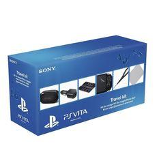 Official Sony UK Playstation Vita Travel Kit  (PSVita)( BRAND NEW) FREE DELIVERY
