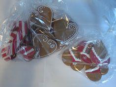 Himmelske kager: Julehilsen med peberkager