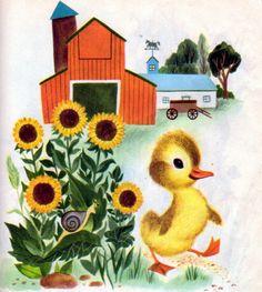 Alice & Martin Provensen illustration