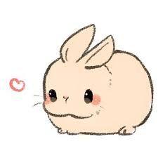 cute bunny drawing   google search kawaii pinterest