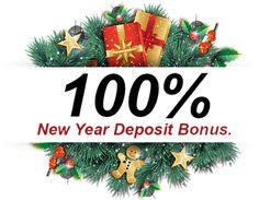 Новогодний фоекс бонус 100% на пополнение от Vistabrokers New forex bonus of 100% on completion of Vistabrokers