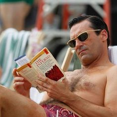 """16 Perfect Books To Fill The Void Left In Your Life By """"Mad Men"""""""