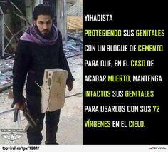 La locura del yihadismo
