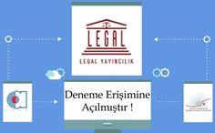 """""""Legal Hukuk"""" Veritabanı Üniversitemizin Deneme Erişimine Açıldı!"""