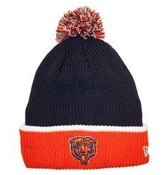 0a1915ed093 New Era Fireside Knit Hat http   store.chicagobears.com New