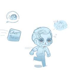 """honeysleepy: """"Oh wow…..spooky. """""""