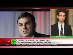Michigan congressman aims to defund NSA surveillance program