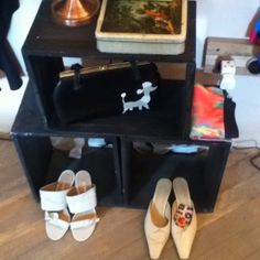 The Shoe Chest at Vintage Store