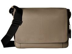 COACH Pebbled Metropolitan Courier. #coach #bags #shoulder bags #leather #crossbody #lining #