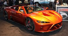 Carscoops: Falcon F7 is a $225,000 Hand Built Supercar Powered by a Corvette Sourced V8 [Video]