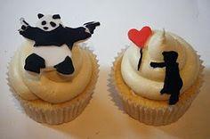 Banksy cupcakes