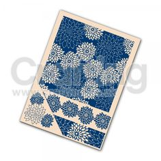 Tattered Lace Embossing Folders combine texture with a gorgeous design for a fantastic finish to any project. Ideal for cards, scrapbooks and other paper craft projects, this embossing folder will create the perfect pattern for you. Embossing Folder, Scrapbooks, Craft Projects, Paper Crafts, Lace, Pattern, Cards, Design, Shopping