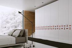 Home - Quality Kitchen Cabinet Doors since 2005 Sliding Wardrobe, Built In Wardrobe, Hallway Storage, Wardrobe Storage, Closet System, Quality Kitchens, Decorative Panels, Kitchen Cabinet Doors, Wardrobe Design