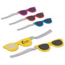 Etiquette à bagage lunettes pour voyage sco ou pour CM2