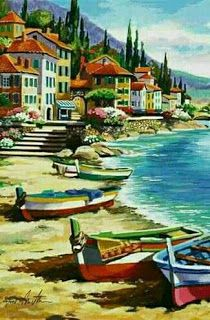 Browse Artwork by Anatoly Metlan - Park West Gallery Oil Painting Pictures, Painting Gallery, Art Gallery, Seascape Paintings, Landscape Paintings, Watercolor Paintings, Nature Pictures, Art Pictures, Pintura Exterior
