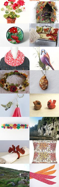 Motivating Summer and Fall! by Jessica and Bryan King on Etsy--Pinned with TreasuryPin.com