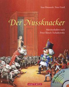 Die bekannte Geschichte rund um Klara und ihr ganz besonderes Weihnachtsgeschenk: den Nussknacker.