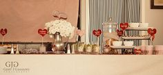 Kitchen Tea details at 2 Sisters. Full view of the food buffet. #kitchentea #party #event #detail #photography #gertjgagiano