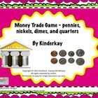 Students sort money into pennies, nickels, dimes, and quarters. Money photographs are included that can be used for sorting and game play.  Student...