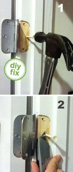 DIY fix