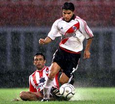 """Javier """"El conejito"""" Saviola"""