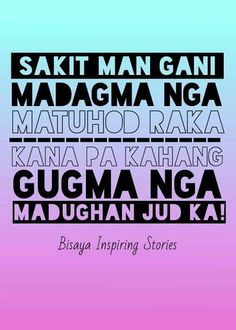 Funny Bisdak Caption Bisaya Tagalog Bisaya Quotes Jokes Funny