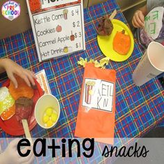 Pumpkin Patch Dramatic Play: How to set it up in your preschool, pre-k, tk, and kindergarten classroom Preschool Centers, Preschool Themes, Dramatic Play Centers, Play Centre, Little Learners, Art Lessons Elementary, Kindergarten Classroom, Autumn Theme, Student Learning