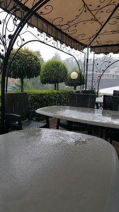 22- Caught in the rain.