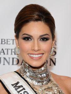 Gabriela Isler Hairstyle, Makeup, Dresses, Shoes and Perfume - http://www.celebhairdo.com/gabriela-isler-hairstyle-makeup-dresses-shoes-and-perfume/