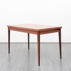 60s teak dining table - Karlsruhe