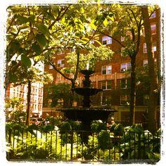 Our favorite spot | Jackson Square West Village NYC