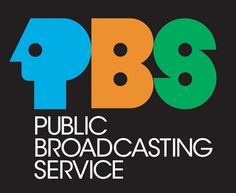 Old PBS - Public Broadcasting Service Logo - remember the sound that went with this was sorta creepy Herb Lubalin, Ed Vedder, Service Logo, I Remember When, Big Bird, My Childhood Memories, Childhood Friends, My Memory, The Good Old Days