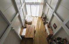 Vista interior. Casa Kakko por YYAA. Fotografía © Keishiro Yamada.