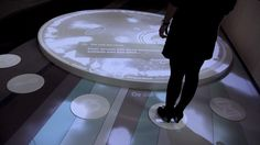 Living Cell / Interactive installation by CLEVER°FRANKE - Data visualization