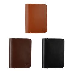 Slim Leather Wallets: Daily Wallets