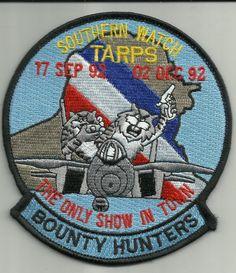 VF-2 BOUNTY HUNTERS - TARPS