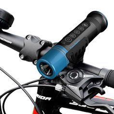 Wireless Bluetooth Bicycle Speaker Waterproof with Selfie Function