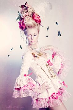 Marie Antoinette - Creative Photography