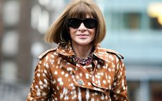 For the past 2-3 decades, everyone in and many outside of the fashion industry have assimilated the name Anna Wintour with the dawn of modern day fashion. As artistic director ofCondé Nastand Editor-in-chief for the past 32 years ofAmerican Vogue – the magazine which has been considered the world's most powerful fashion publication, she has long been seen as the mother of fashion and one of the main figures who has helped shape the industry into what it is today. For pop culture she h