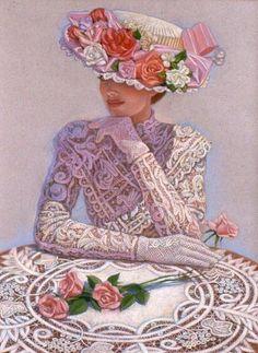 Sue Halstenberg ~ Symbolist visionar painter | Tutt'Art@ | Pittura * Scultura * Poesia * Musica |