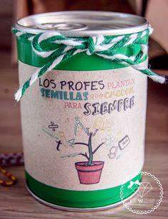 Lola Wonderful_Blog: Profes. Regalos personalizados 2015