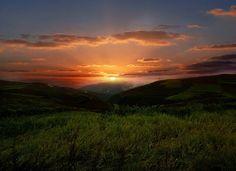 Vistas Al Amanecer, Sunrise, Montaña