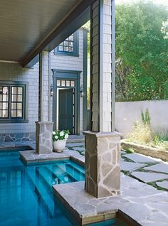 A Shingled Malibu Beach House...